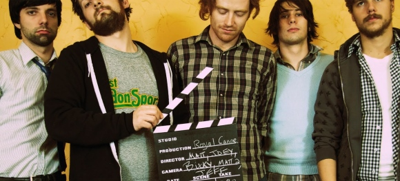 Royal Canoe Promo Pic